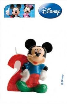 Vela Mickey Nº 2