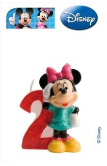 Vela Minnie Nº 2