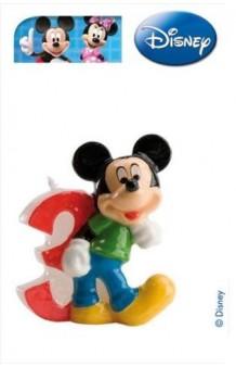 Vela Mickey Nº 3