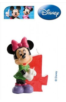 Vela Minnie Nº 4