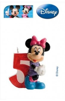 Vela Minnie Nº 5.