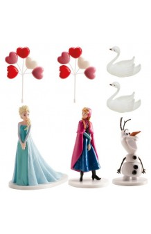 Kit Frozen Decoración Tartas