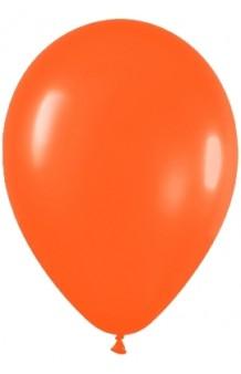 Globos Naranjas 95 cm. Pro-Quality, 10 uds.