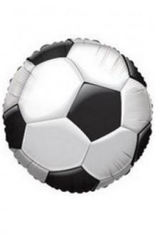 Globo Balón Fútbol, 46 cm.