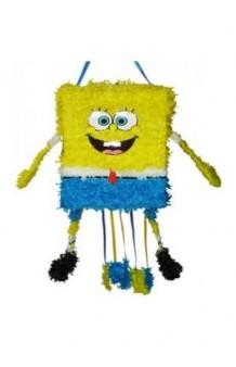 Piñata Bob Esponja Seda