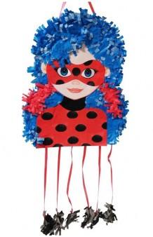 Piñata Ladybug Seda