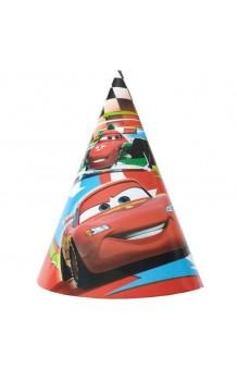 Gorros Cars, 6 uds. AGOTADO.