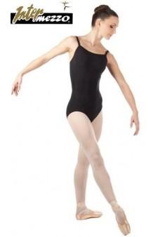 Maillot Ballet Negro T. XS
