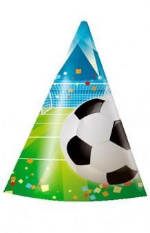 Gorro Fútbol Cartón