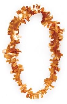 Collar Dorado Plástico