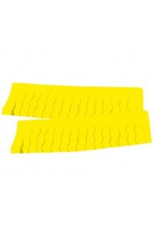 Fleco Amarillo Plástico, 25 m.