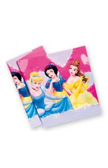 Mantel Princesas Disney, 180 x 120 cm.