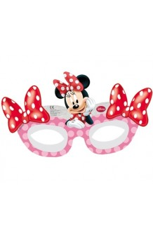 Antifaces Minnie Mouse, 6 uds.