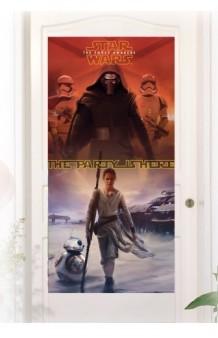 Banner Star Wars, 150 x 75 cm.