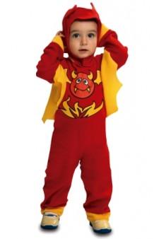 Disfraz Diablillo Rojo