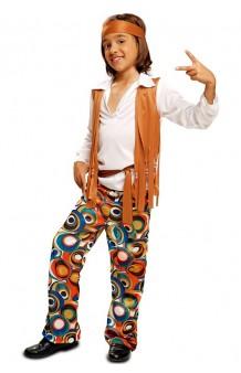 Disfraz Niño Hippie