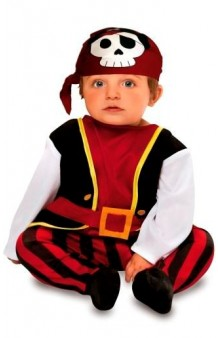 Disfraz Corsario Baby