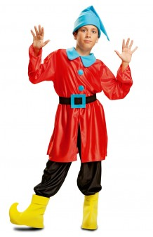 Disfraz Enanito Rojo