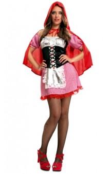 Disfraz Caperucita Lady