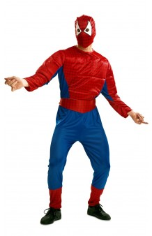Disfraz Spider Musculoso