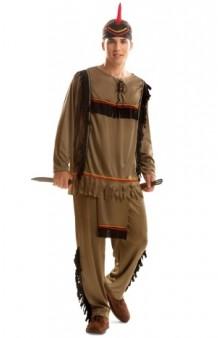 Disfraz Indio Montañés