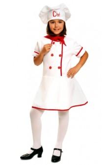 Disfraz Cocinera Junior