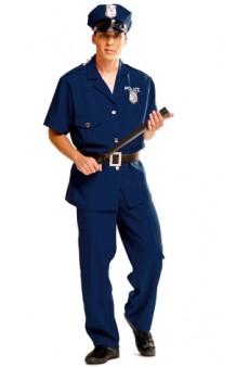 Disfraz Policía Urbano