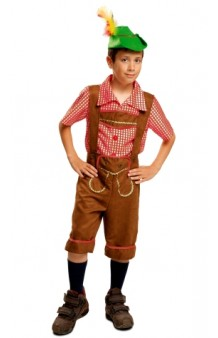 Disfraz Tirolés Classic