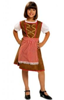 Disfraz Tirolesa Classic