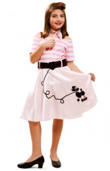 Disfraz Pink Lady Classic