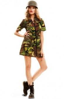 Disfraz Chica Soldado