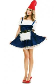 Disfraz Duendecilla Azul