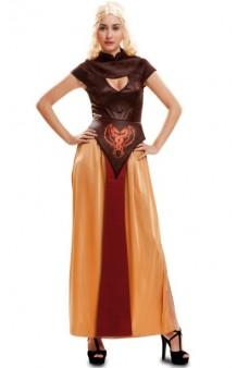Disfraz Reina Dragón Guerrera