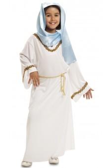 Disfraz Virgen Blanca Baby