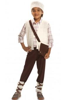Disfraz Pastor Blanco