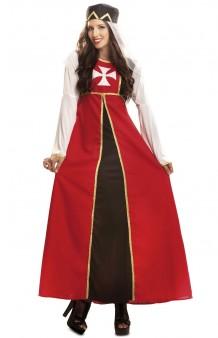 Disfraz Marquesa de Malta
