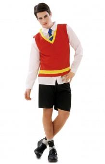 Disfraz Estudiante Travieso