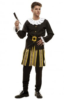 Disfraz Cervantes
