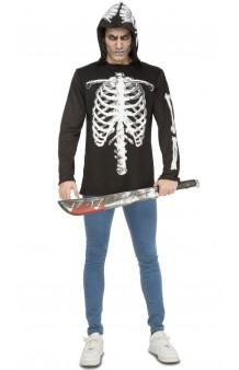 Disfraz Esqueleto Casual. AGOTADO.