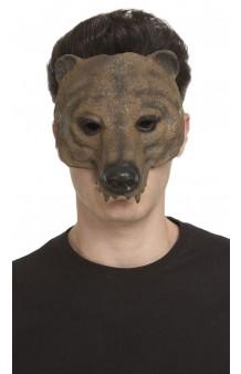 Media Máscara Oso
