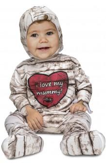 Disfraz Momia Baby