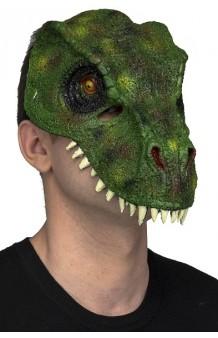 Media Máscara Dinosaurio Foam