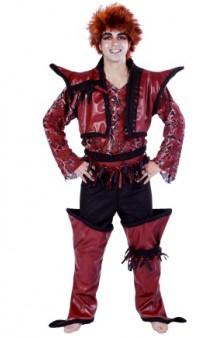 Disfraz Rockero/Duendy Hombre