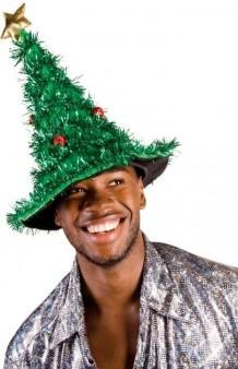 Sombrero Árbol Navidad