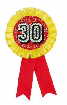 "Medalla ""30"" Holográfica"