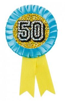 "Medalla ""50"" Holográfica"