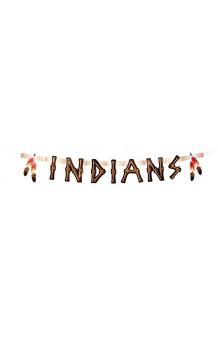 Guirnalda India, 160 cm.