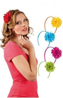 Diadema Flor (Colores Surtidos)