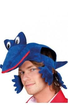 Sombrero Lagarto Azul