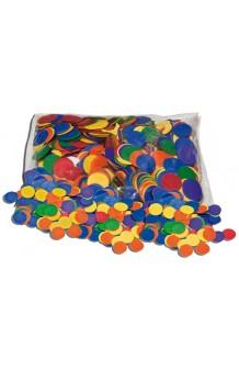 Confetti Gigante 50 mm., Bolsa 100 g.